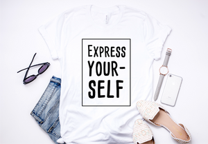 Express Yourself- Adult