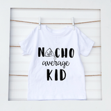 Nacho Avg. Baby,Kid,Sister,Brother,Toddler