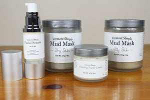 All Natural Face Products Vermont Simple Beauty