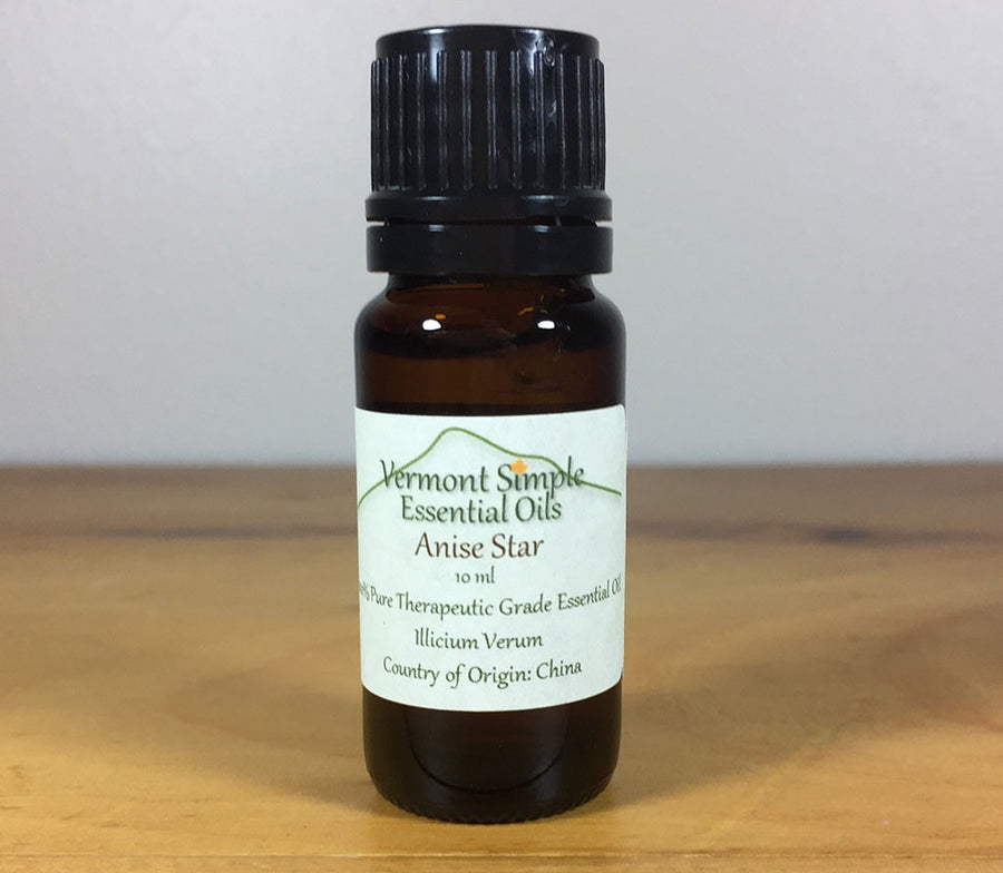 Anise Star Essential Oil - Pure Therapeutic Grade