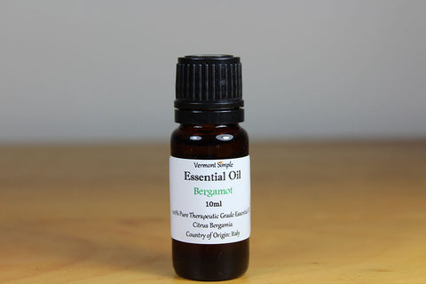 Bergamot Essential Oil - Pure Therapeutic Grade