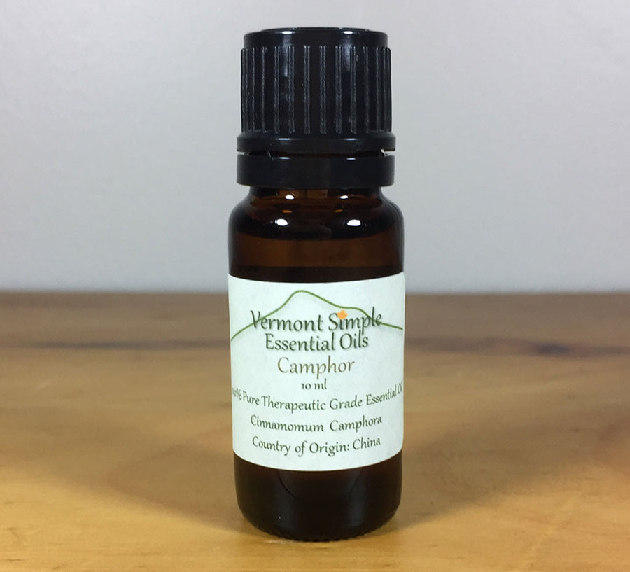 Camphor Essential Oil - Pure Therapeutic Grade