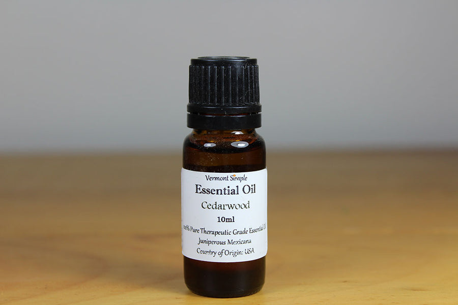 Cedarwood Essential Oil - Pure Therapeutic Grade