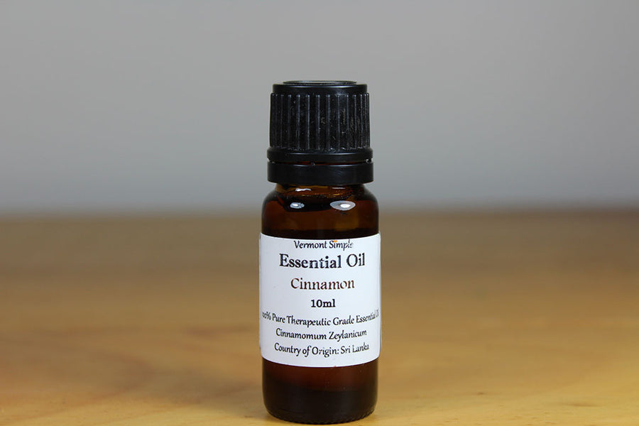 Cinnamon Essential Oil - Pure Therapeutic Grade