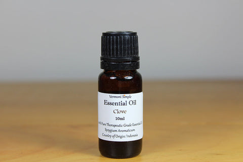 Clove Essential Oil - Pure Therapeutic Grade