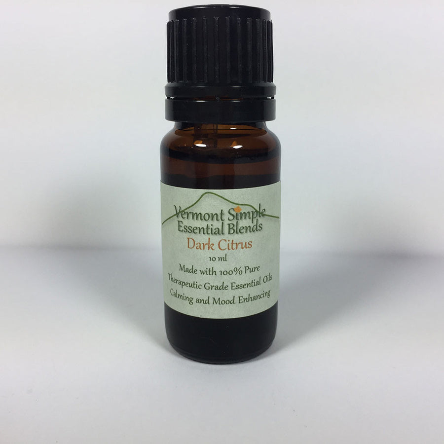 Therapeutic Grade Essential Oil Dark Citrus