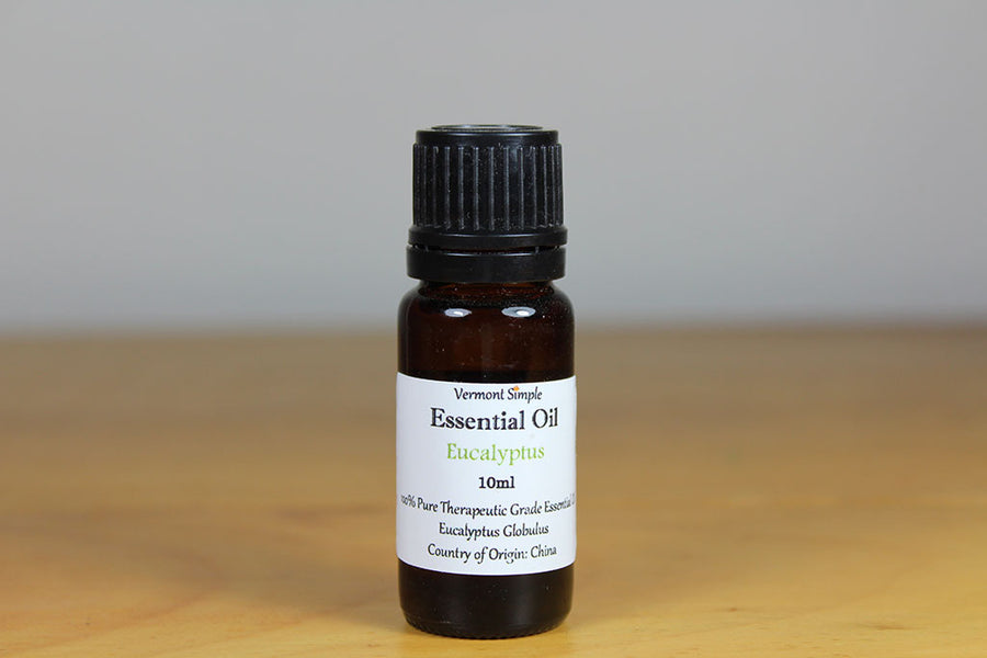 Eucalyptus Globulus Essential Oil - Pure Therapeutic Grade