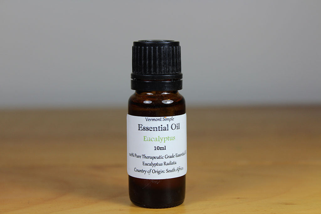 Eucalyptus Radiata Therapeutic Essential Oil