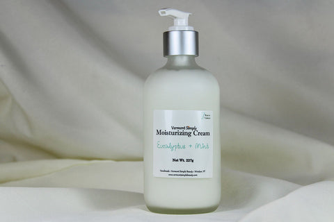 All Natural Lotion Eucalyptus & Mint