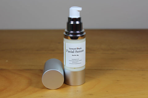 All Natural Vermont Simple Facial Serum 1