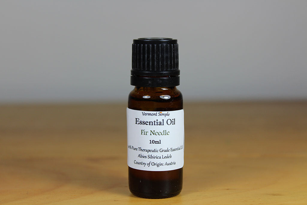 Fir Needle Essential Oil - Pure Therapeutic Grade
