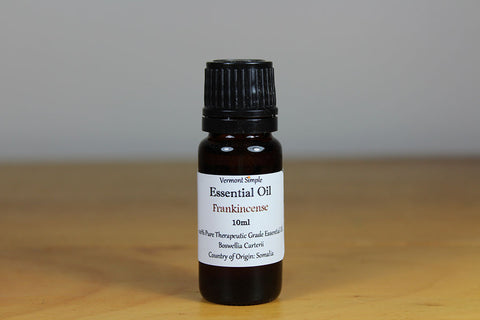 Frankincense Essential Oil - Pure Therapeutic Grade