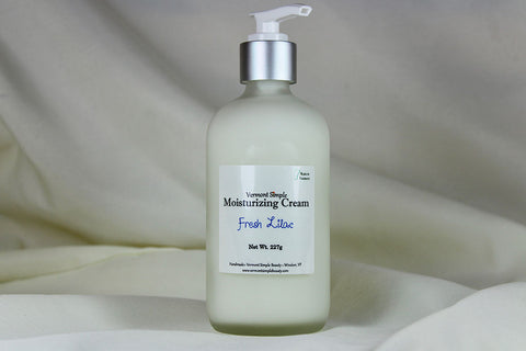 Fresh Lilac Moisturizing Cream - 8 oz.