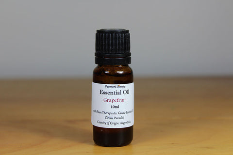 Grapefruit Essential Oil - Pure Therapeutic Grade