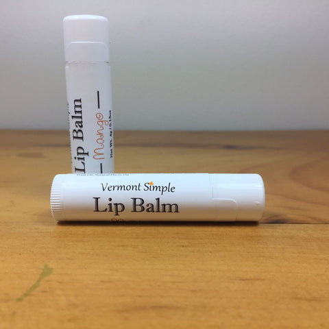 Vermont All Natural Lip Balm Mango