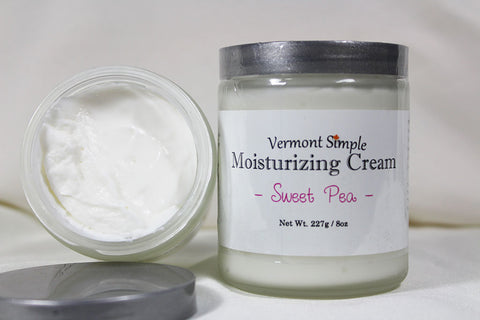 All Natural Lotion Sweet Pea