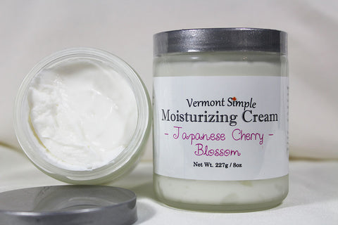 All Natural Lotion Japanese Cherry Blossom