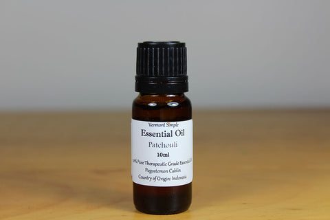 Patchouli Essential Oil - Pure Therapeutic Grade