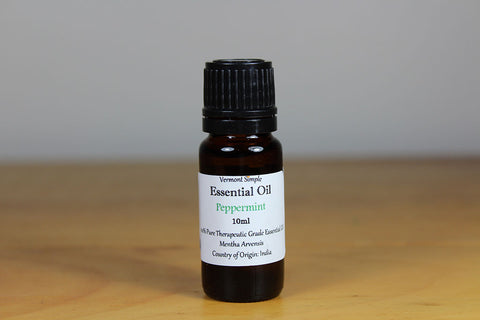 Peppermint Arvensis Essential Oil - Pure Therapeutic Grade