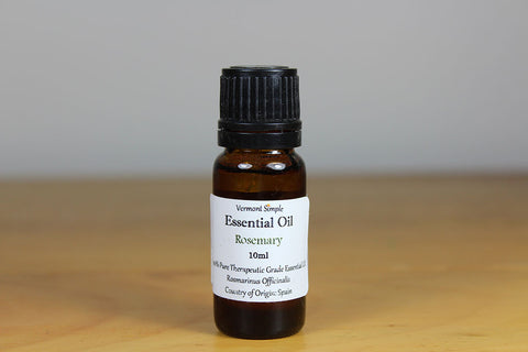 Rosemary Essential Oil - Pure Therapeutic Grade
