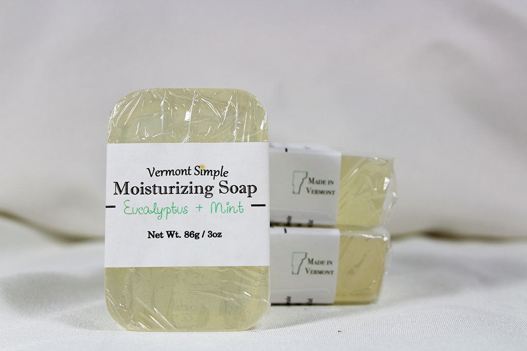 Eucalyptus & Mint All Natural Soap