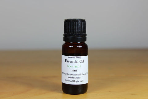 Spearmint Essential Oil - Pure Therapeutic Grade