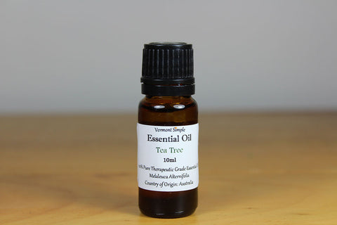 Tea Tree Essential Oil - Pure Therapeutic Grade