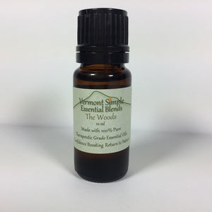 The Woods Essential Oil Blend - 10ml