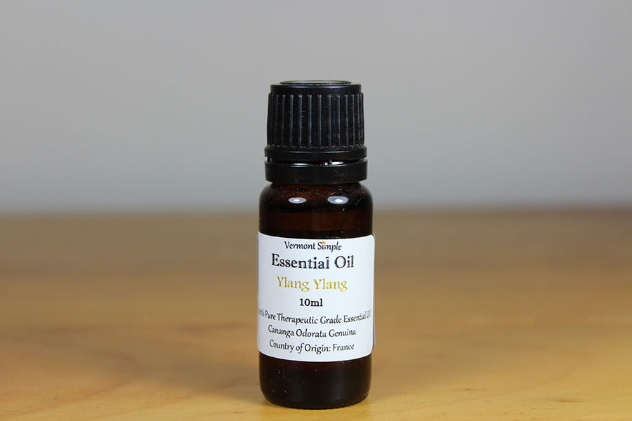 Ylang Ylang Essential Oil - Pure Therapeutic Grade
