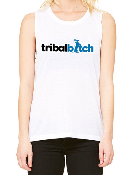 Tribal Bitch Tank Top