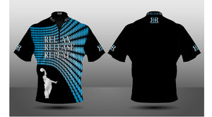 Custom Bowling Jerseys - Flagship Zipper - Men's