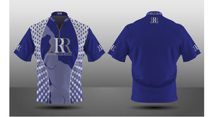Custom Bowling Jerseys - Hybrid Flagship Zipper - Men's