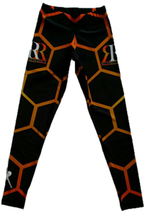 Bee Hive Leggings