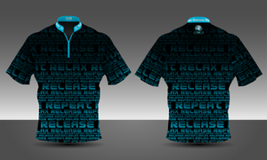 Defcon Zipper Jersey - Men's