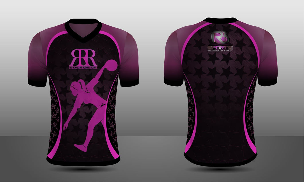 R3 Sports Concept V-Neck Jersey - Women's