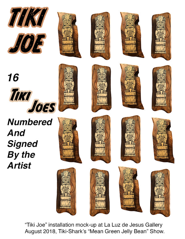 Tiki Joe - Artist Proof