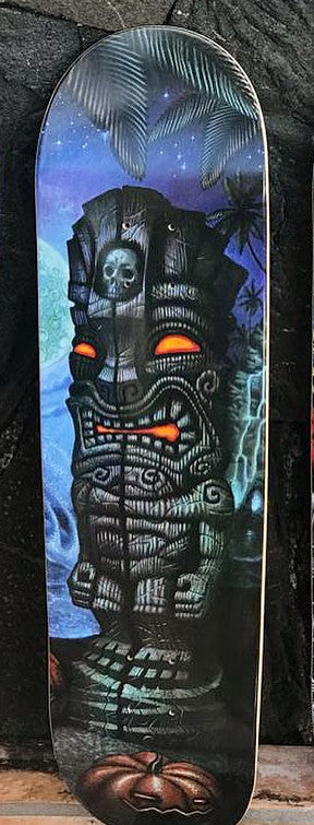Hawaii-ween - Skate Deck - Limited Treasure