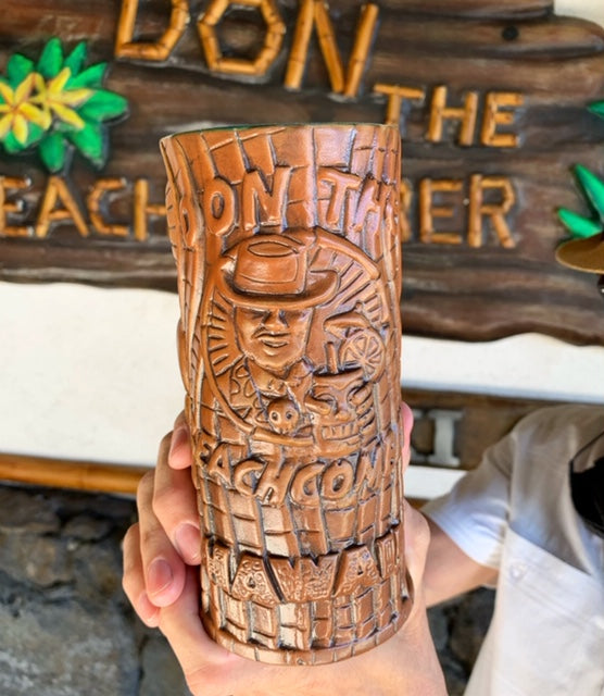 New Tiki Mug – Don The Beachcomber Birthday Edition PRE-SALE