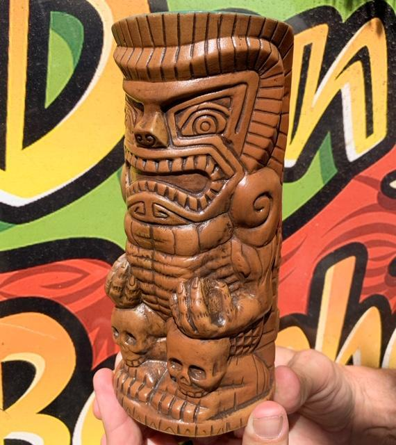 DON THE BEACHCOMBER Tiki Mug - OPEN EDITION
