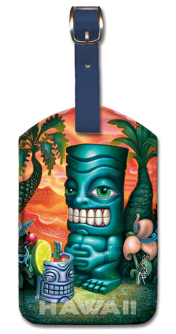 Diga Diga Doo Luggage Tag