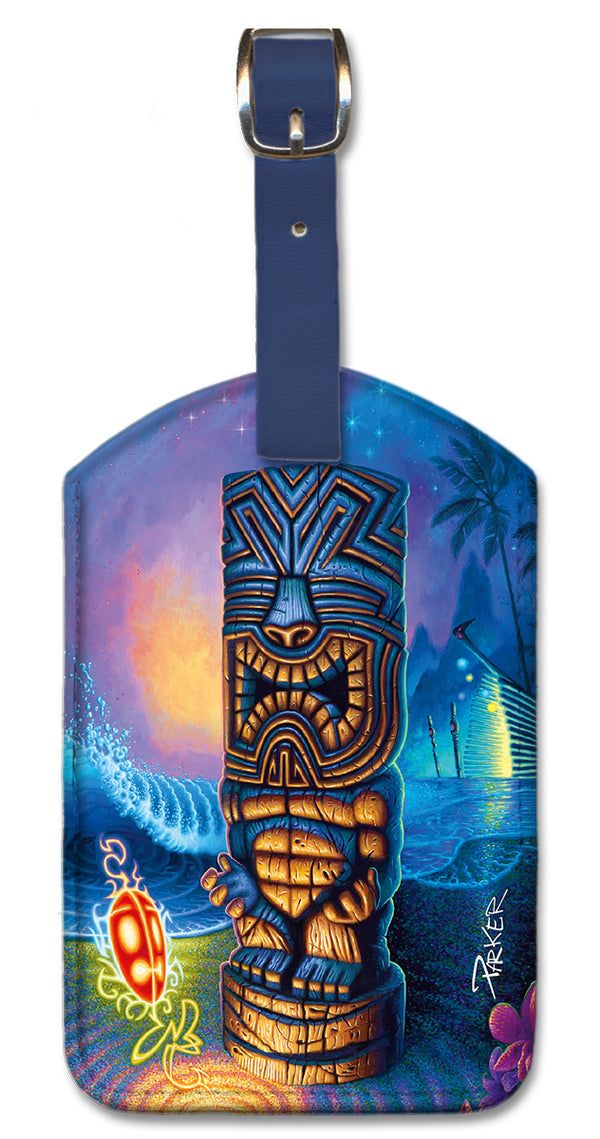 Exotic Traveler Luggage Tag - FREE SHIPPING