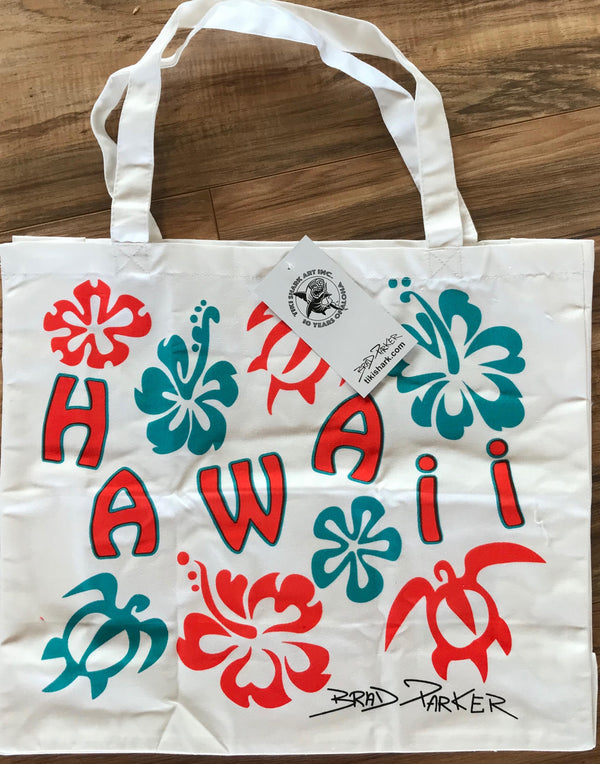 Petroglyph Hawaii Tote Bag