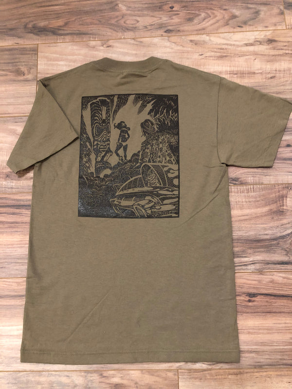 Tiki Midnight T-Shirt