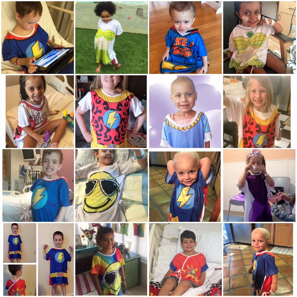 Brave Gowns Are Spreading Like Wild Flowers & Bringing Smiles and Hope!