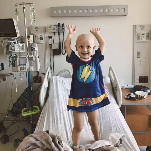 Cute Kids Hospital Gowns | Superhero Hospital Gowns | Brave Gowns