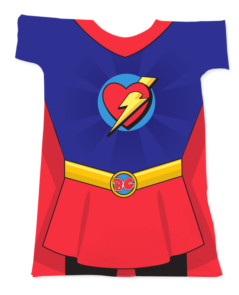 CHD SUPERGIRL