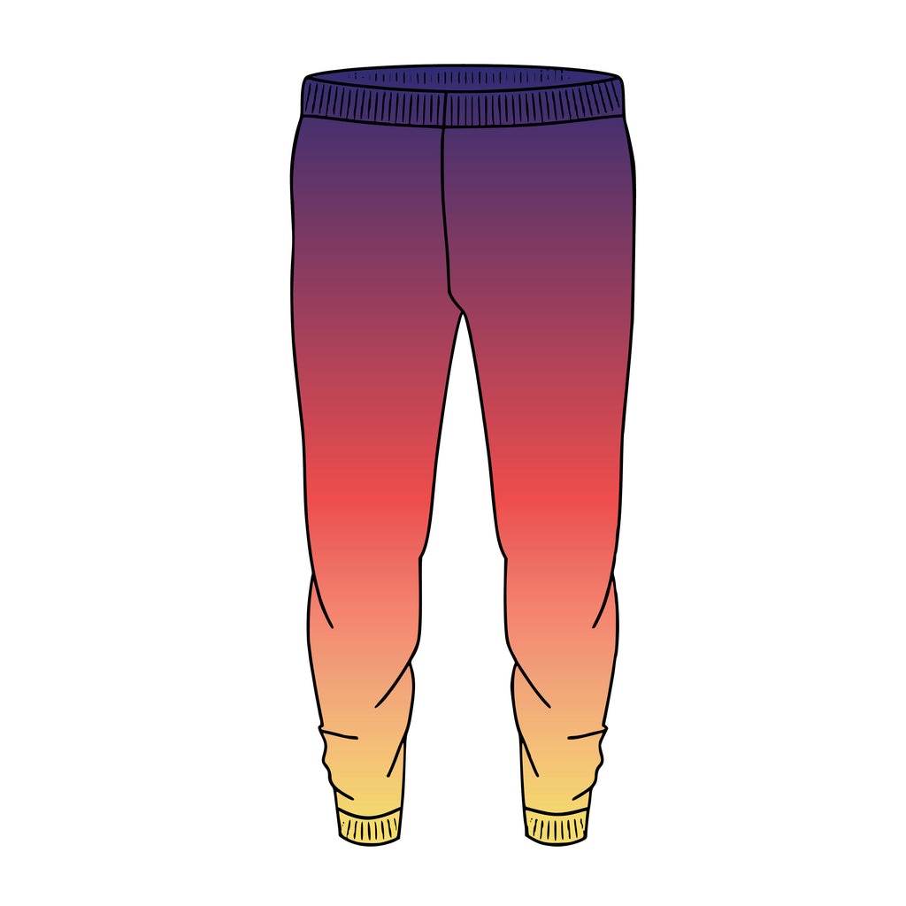 SUNSET JOGGERS
