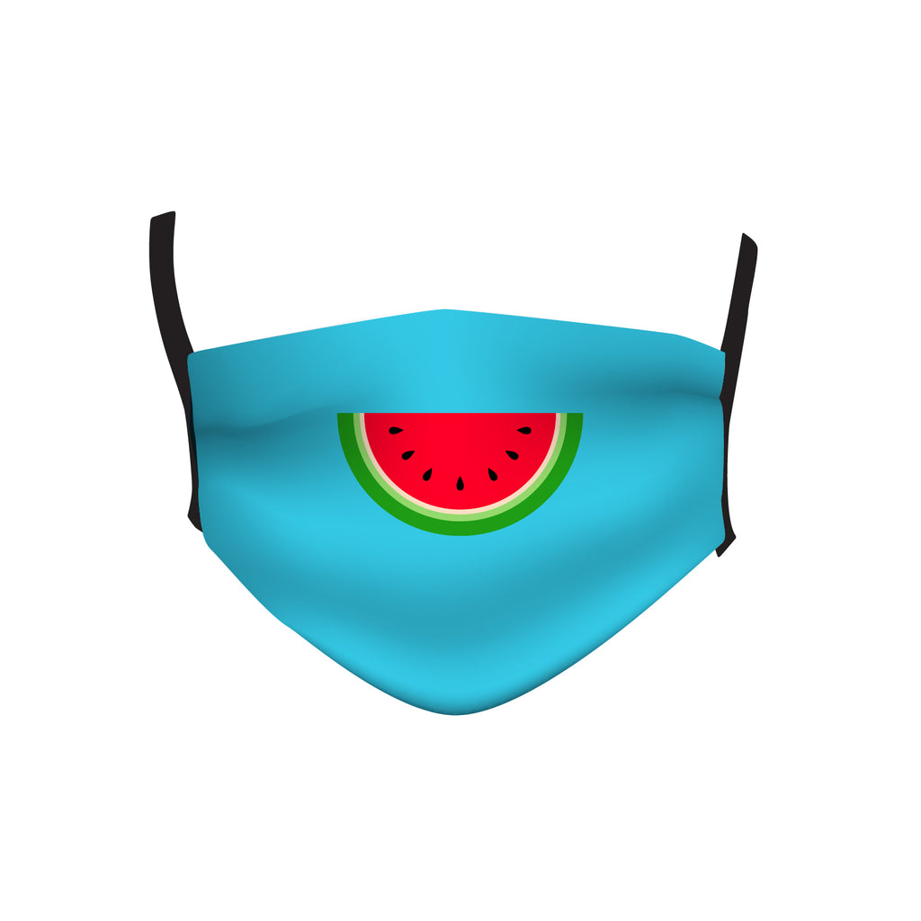 WATERMELON SMILE MASK