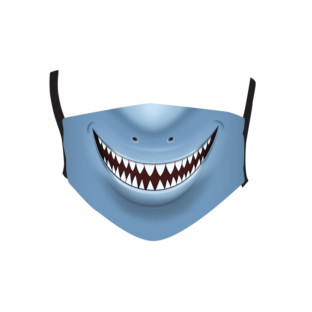 SHARK MASK W/FINN