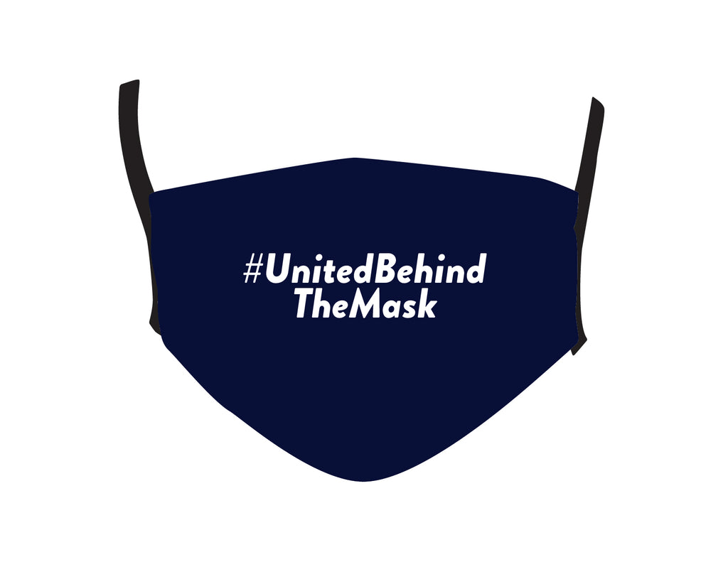 UNITED BEHIND THE MASK
